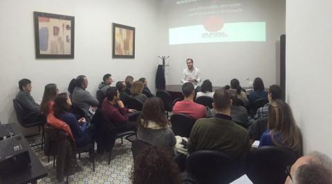Jornada de Formación en Málaga