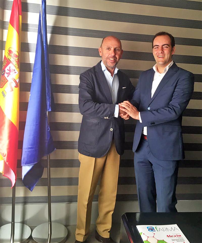 Alianza de colaboración entre Adefarma (Asociación de Empresarios de Farmacia de Madrid) y GrupoDW.es