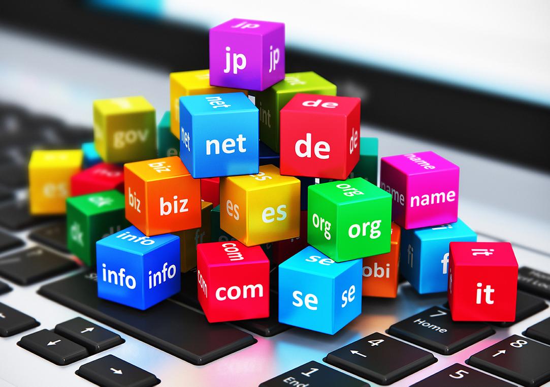 ¿Qué dominio le pongo a mi web?