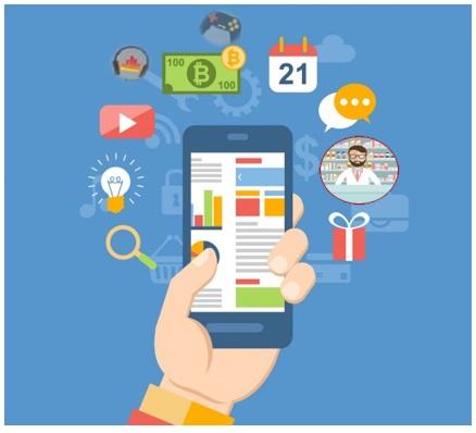 Las apps para las farmacias: un canal alternativo de venta online