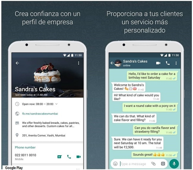 WhatsApp Business: conectará a clientes con empresas y marcas