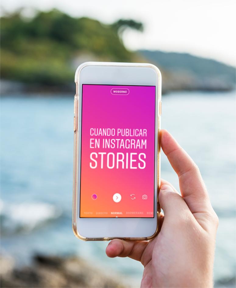 ¿Cuál es el mejor momento para publicar en Instagram Stories?