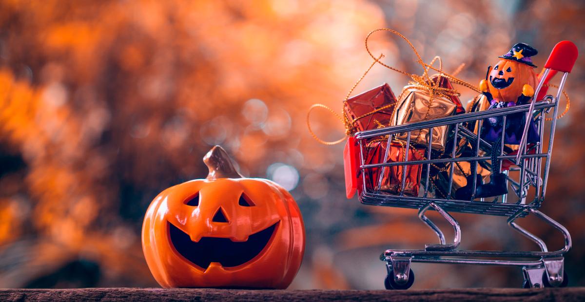 Ideas para preparar una campaña de Halloween para tu ecommerce