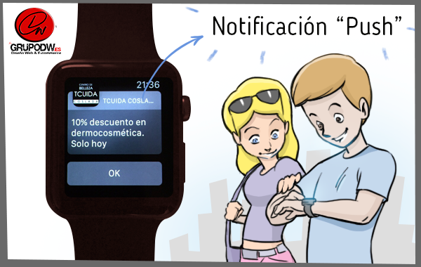 Parte 1: ¿Sabías que las apps de GrupoDW son compatibles con Apple Watch?